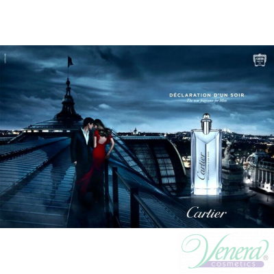 Cartier Declaration d'Un Soir EDT 50ml за Мъже Мъжки Парфюми