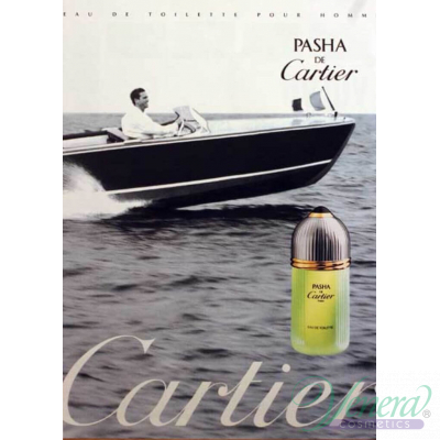 Cartier Pasha de Cartier EDT 50ml за Мъже