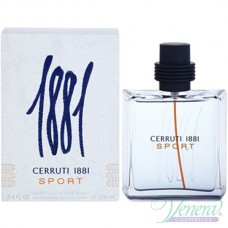 Cerruti 1881 Sport EDT 100ml за Мъже