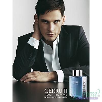 Cerruti Pour Homme EDT 100ml за Мъже БЕЗ ОПАКОВКА За Мъже
