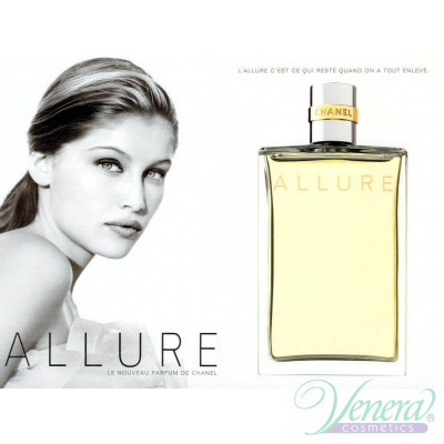 Chanel Allure EDT 100ml for Women Without Package Women's Fragrance