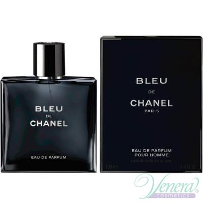 Chanel Bleu de Chanel Eau de Pafum EDP 100ml за Мъже Мъжки Парфюми