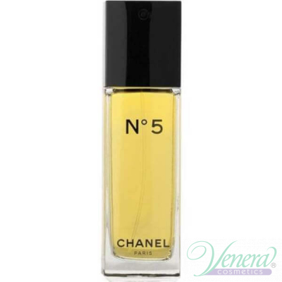 Chanel No 5 EDT 100ml for Women Women's Fragrance Without Package
