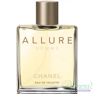 Chanel Allure Homme EDT 100ml for Men Without Package Men's Fragrances without package