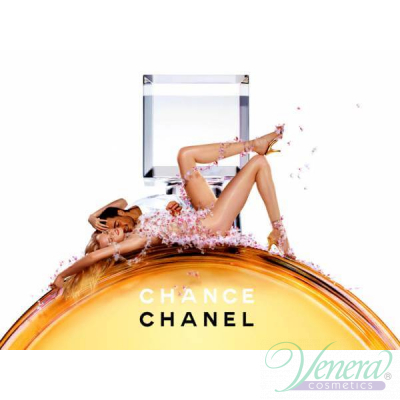 Chanel Chance Eau de Toilette EDT 100ml за Жени Дамски Парфюми