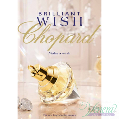 Chopard Brilliant Wish EDP 75ml for Women Without Package Women's