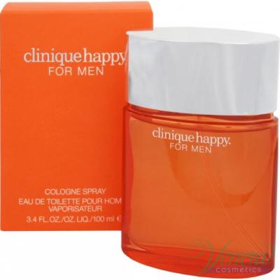 Clinique Happy EDT 50ml за Мъже Мъжки Парфюми