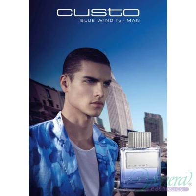 Custo Barcelona Blue Wind EDT 100ml за Мъже БЕЗ ОПАКОВКА Мъжки Парфюми без опаковка