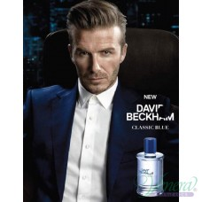 David Beckham Classic Blue EDT 60ml за Мъже