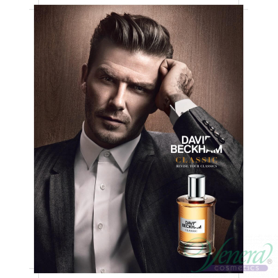 David Beckham Classic EDT 90ml за Мъже