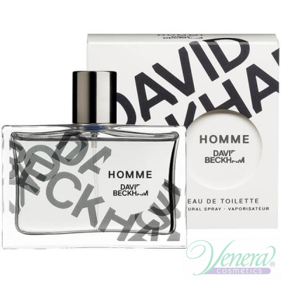 David Beckham Homme EDT 75ml за Мъже