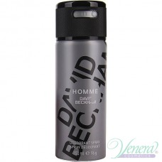 David Beckham Homme Deo Spray 150ml за Мъже