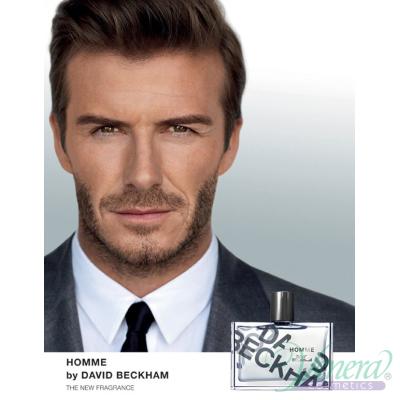 David Beckham Homme Deo Spray 150ml за Мъже