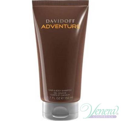 Davidoff Adventure Shower Gel 150ml за Мъже За Мъже