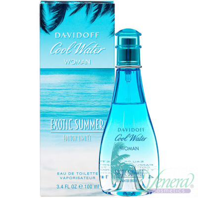 Davidoff Cool Water Exotic Summer EDT 100ml за Жени