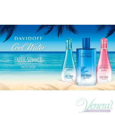 Davidoff Cool Water Exotic Summer EDT 100ml за Жени Дамски Парфюми