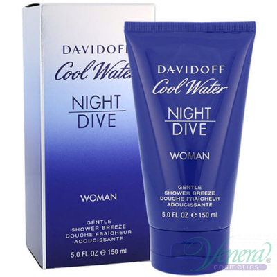 Davidoff Cool Water Night Dive Shower Gel ...