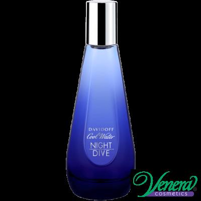 Davidoff Cool Water Night Dive EDT 80ml за Жени БЕЗ ОПАКОВКА За Жени