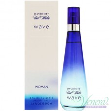 Davidoff Cool Water Wave EDT 100ml за Жени