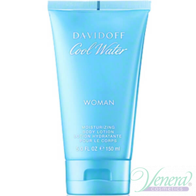 Davidoff Cool Water Body Lotion 150ml за Жени