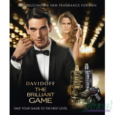 Davidoff The Brilliant Game EDT 40ml за Мъже