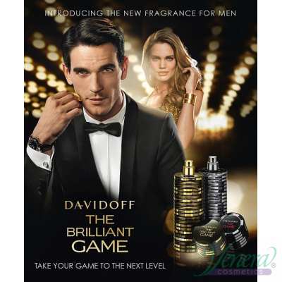 Davidoff The Brilliant Game EDT 40ml за Мъже За Мъже