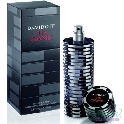 Davidoff The Game EDT 100ml за Мъже За Мъже