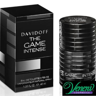 Davidoff The Game Intense EDT 40ml за Мъже Мъжки Парфюми