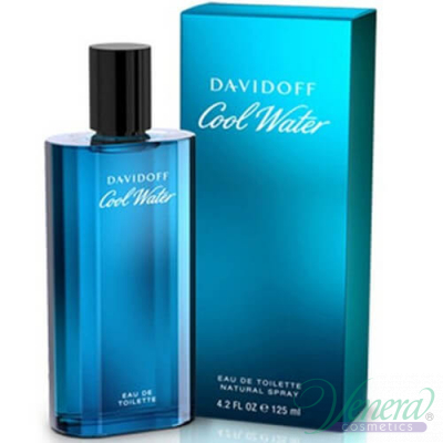 Davidoff Cool Water EDT 125ml за Мъже