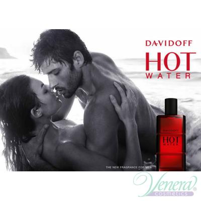 Davidoff Hot Water EDT 110ml за Мъже БЕЗ ОПАКОВКА За Мъже