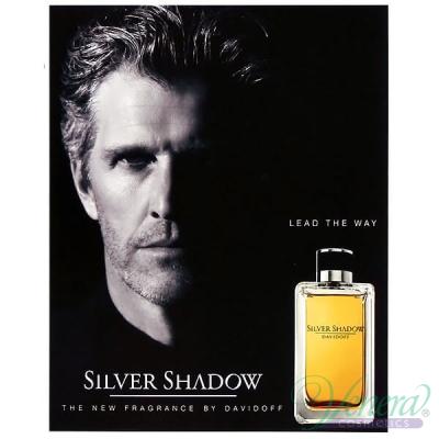 Davidoff Silver Shadow EDT 100ml за Мъже БЕЗ ОПАКОВКА Мъжки Парфюми без опаковка