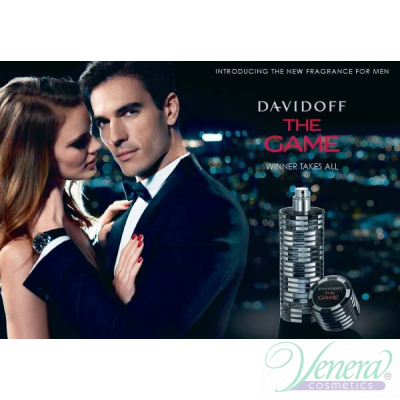 Davidoff The Game EDT 40ml за Мъже За Мъже