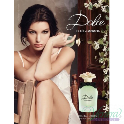 Dolce&Gabbana Dolce Floral Drops EDT  75ml за Жени Дамски Парфюми