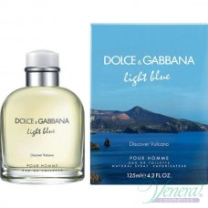 Dolce&Gabbana Light Blue Discover Vulcano EDT 125ml за Мъже