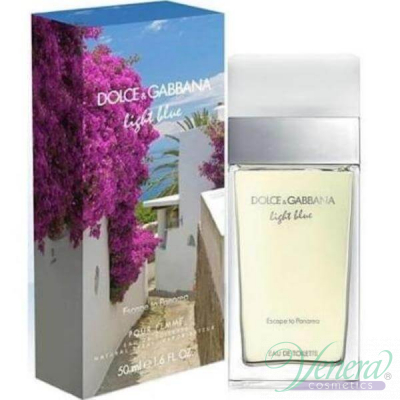 Dolce&Gabbana Light Blue Escape to Panarea EDT 50ml за Жени Дамски Парфюми