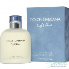 Dolce&Gabbana Light Blue EDT 75ml за Мъже