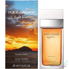 Dolce&Gabbana Light Blue Sunset in Salina EDT 100ml за Жени БЕЗ ОПАКОВКА