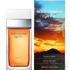 Dolce&Gabbana Light Blue Sunset in Salina EDT 100ml за Жени