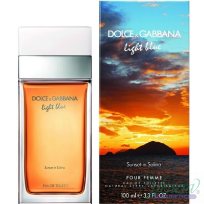 Dolce&Gabbana Light Blue Sunset in Sal...