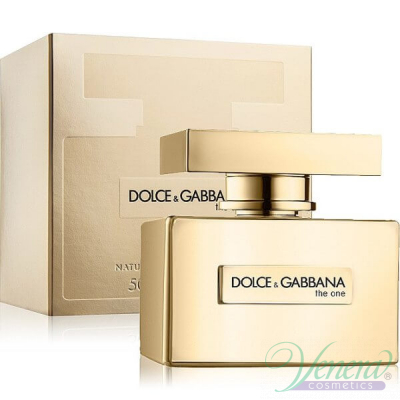 Dolce&Gabbana The One Gold Limited Edition EDP 50ml за Жени За Жени