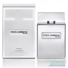 Dolce&Gabbana The One Platinum Limited Edition EDT 50ml за Мъже