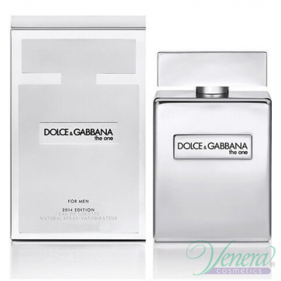 D&G The One Platinum Limited Edition EDT 100ml за Мъже Мъжки Парфюми