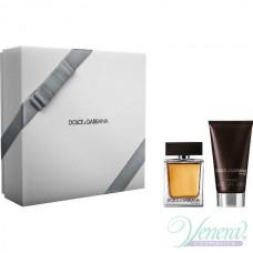 Dolce&Gabbana The One Комплект (EDT 50ml + AS Balm 75ml)  за Мъже
