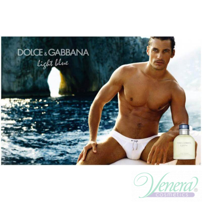 Dolce&Gabbana Light Blue EDT 125ml за Мъже