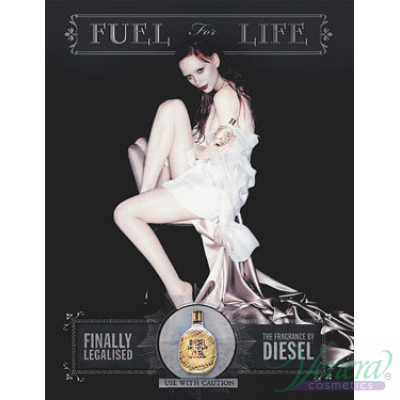 Diesel Fuel For Life Femme EDP 30ml за Жени