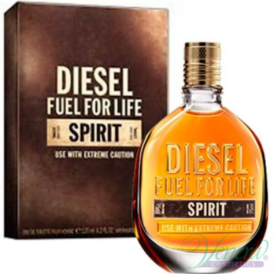 Diesel Fuel For Life Spirit EDT 50ml за Мъже Мъжки Парфюми