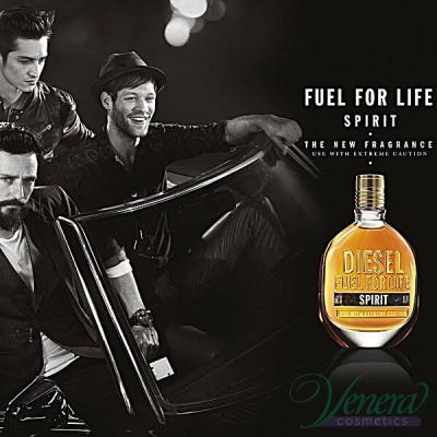 Diesel Fuel For Life Spirit EDT 75ml за Мъже БЕЗ ОПАКОВКА Мъжки Парфюми без опаковка