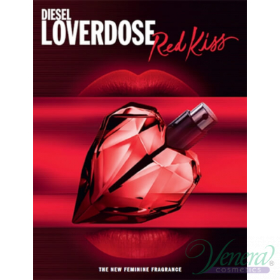 Diesel Loverdose Red Kiss EDP 30ml за Жени Дамски Парфюми