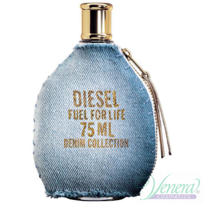 Diesel Fuel For Life Denim Collection EDT 75ml за Жени БЕЗ ОПАКОВКА За Жени