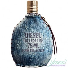 Diesel Fuel For Life Denim Collection EDT 75ml за Мъже БЕЗ ОПАКОВКА